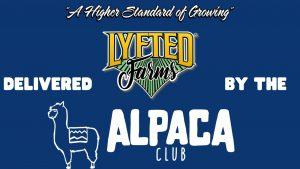 Alpaca's deliver Lyfted Farms